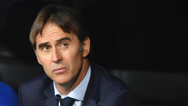 Real Madrid confirm Lopetegui as new manager
