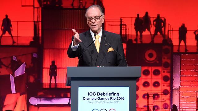 Le CIO suspend le comité olympique brésilien
