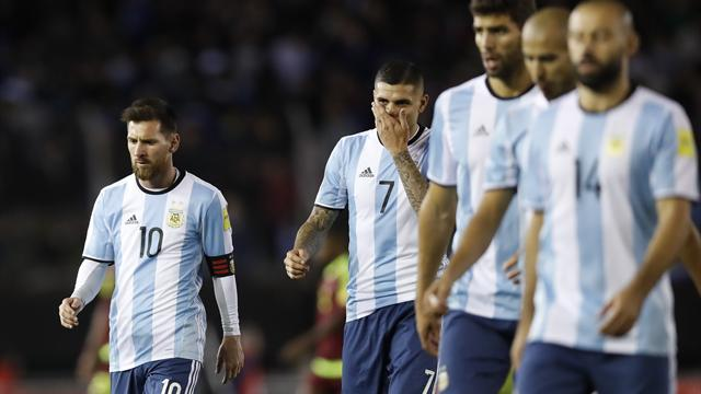 Clasificación Rusia 2018, Argentina-Venezuela: Si Messi estornuda, la albiceleste se resfría (1-1)