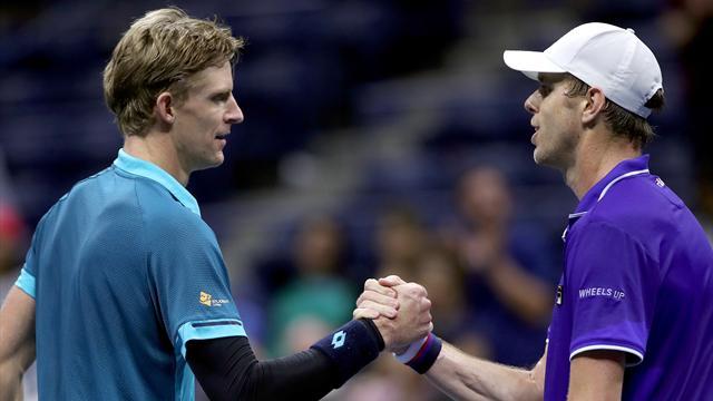 Anderson s'offre une première au bout de la nuit — US Open