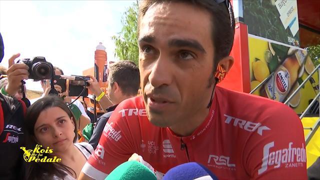 "Contador : ""Los Machucos ? Très très difficile"""