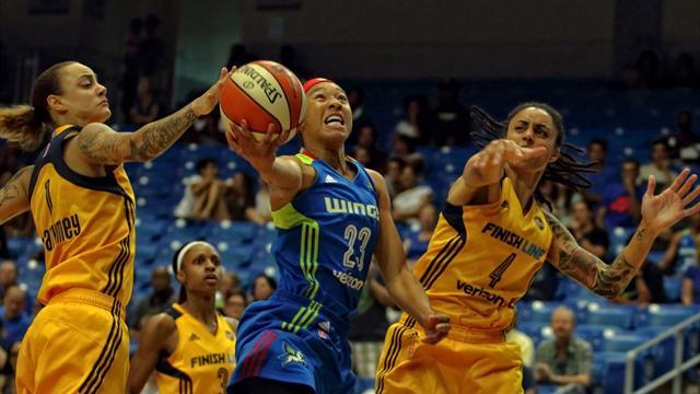 Fenerbahçe'ye WNBA'den takviye