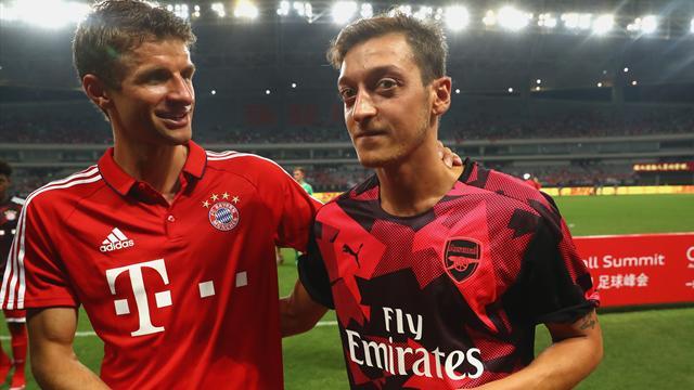 Arsenal und Co.: Top-Klubs standen Schlange bei Müller