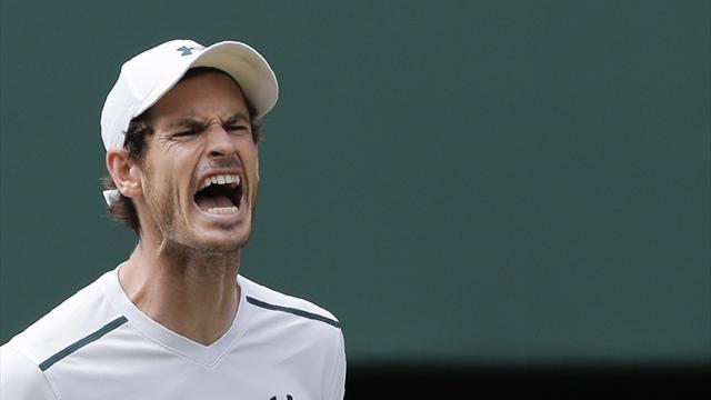 Frustrert Murray: – Ikke i stand til å spille