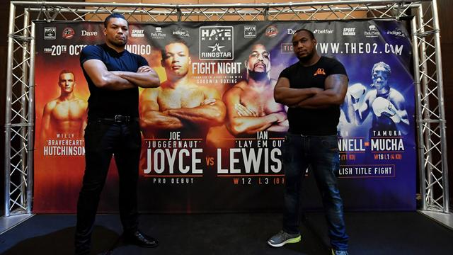 Trainer Don Charles aims to get 'even' with David Haye over broken jaw incident