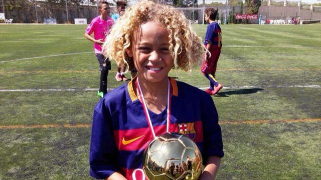 Xavi Simons, la nouvelle pépite du Barça
