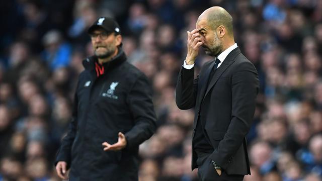 Le système de Guardiola est-il suicidaire face au Liverpool de Klopp ?
