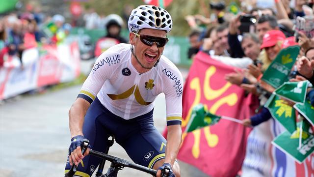 Денифль выиграл 17-й этап, Закарин – пятый