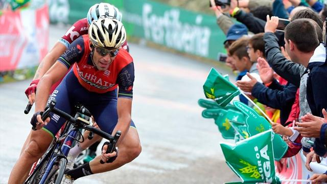 Rippenbruch: Nibali verzichtet auf WM-Start