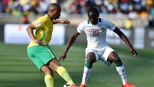 Afrique du Sud - Sénégal sera rejoué, l'arbitre suspendu à vie