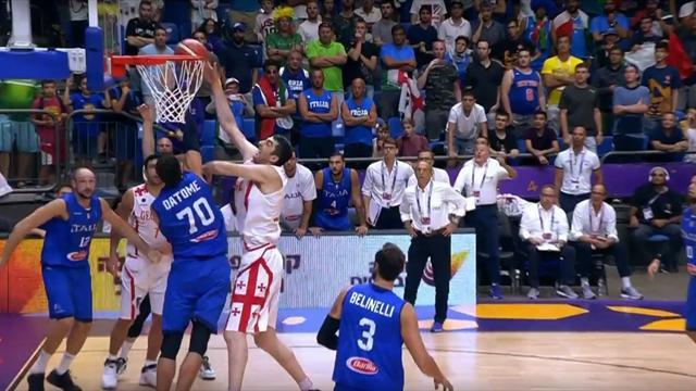 La Top 5 del Day 7 di Eurobasket: la stoppata sulla sirena di Datome è alla numero 1!