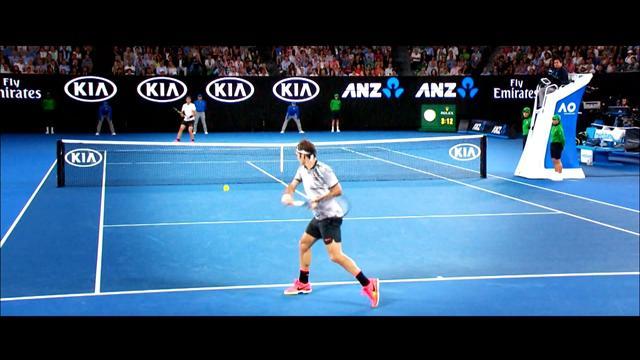 Nadal-Federer: la rivalità più accesa nella storia del tennis