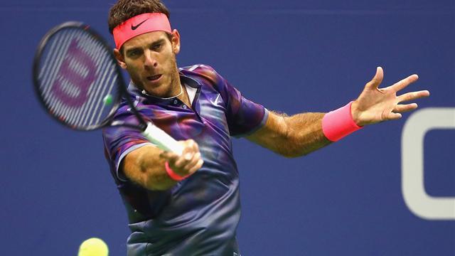 Highlights: Del Potro triumphiert gegen Federer
