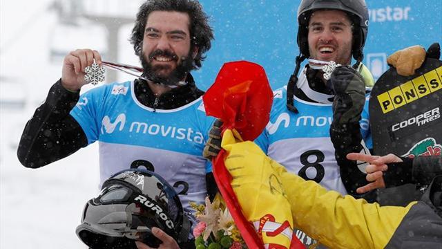 Bariloche abre Copa del Mundo en el curso olímpico, con Eguibar entre los favoritos