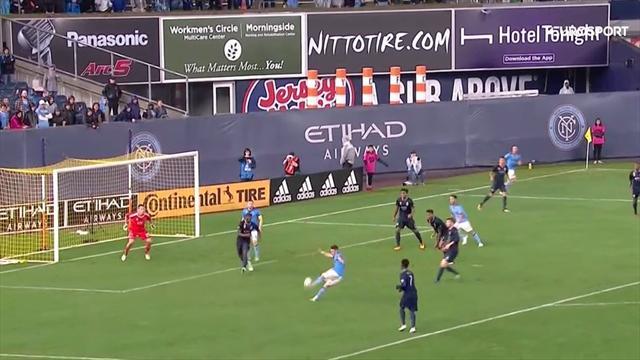 MLS-Highlights: Harrison schießt Kansas City mit links ab