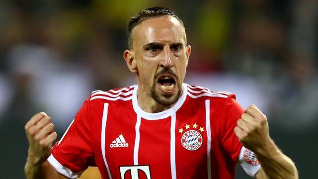 """Ribéry meldet sich zu Wort: """"Hat nichts mit Respektlosigkeit zu tun"""""""