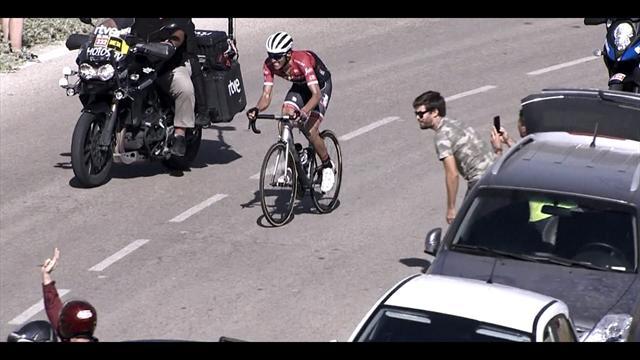 Gracias Por Todo Alberto Contador: come la Spagna, e la Vuelta, ringraziano il loro beniamino