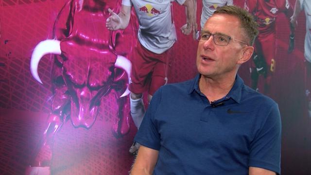 """Leipzig-Sportdirektor Rangnick exklusiv: """"Mannschaften richten sich nach uns"""""""