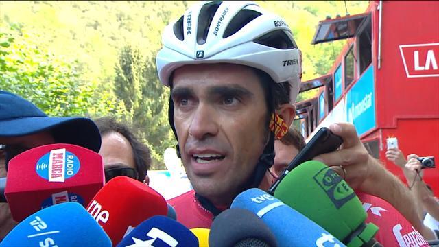 """Vuelta 2017: Contador: """"Volevo sfidare i miei avversari, per capire come stavano"""""""