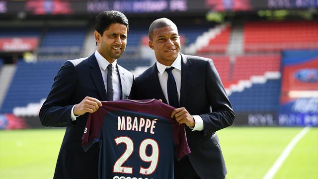 """Pour l'homme qui a découvert Messi, """"Mbappé voulait seulement signer au Barça"""""""