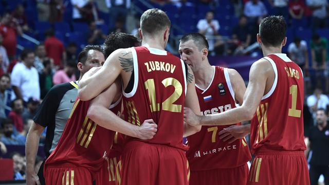 Eurobasket 2017, quarti: gli highlights delle partite, la Russia batte la Grecia e trova la Serbia