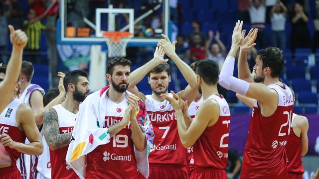 EuroBasket 2017'de son 16 zamanı