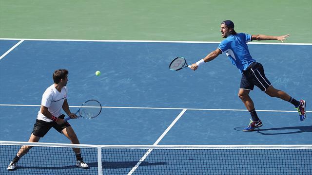 Tecau y Rojer ganan título de dobles del US Open