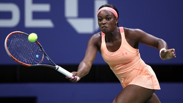 US Open - Stephens' Zauber-Lob gegen Williams: Die Top-5-Punkte der Frauen