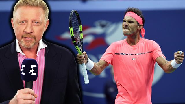 """Becker: """"Viel spricht für Nadal - aber..."""""""