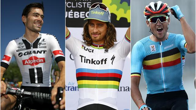 Blazin' Saddles: Peter Sagan has the Worlds at his feet in Bergen