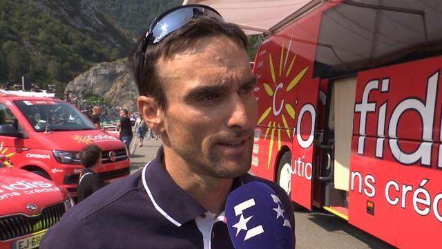 """Maté : """"Une année difficile pour le cyclisme espagnol"""""""