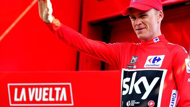 Froome - der Weg zum einmaligen Double Tour & Vuelta