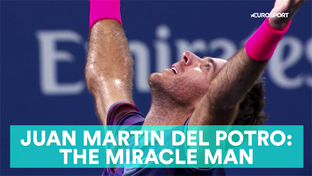 Juan Martin Del Potro's incredible journey back to the top of tenns
