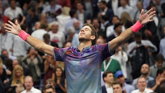 Квитова и Дель Потро получили приз US Open за честную игру и уважение к соперникам