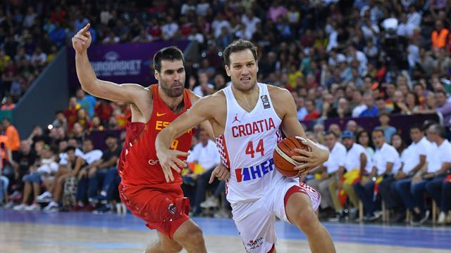 Lituanie-Grèce et Croatie-Russie, deux chocs dès les huitièmes