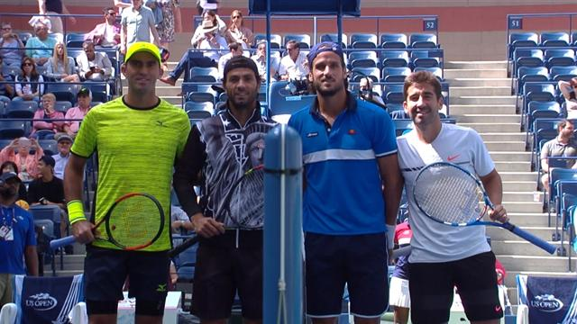 Highlights: Rojer and Tecau take Doubles title in straight sets