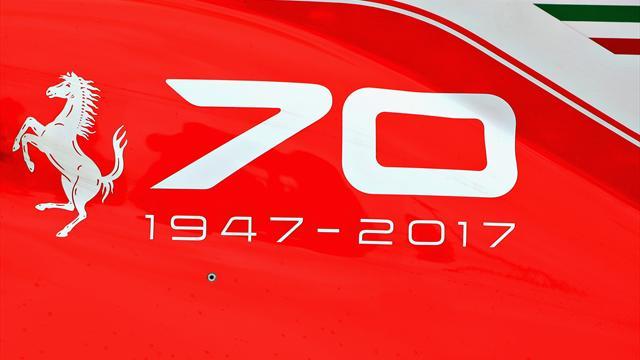 Joyeux anniversaire Ferrari !