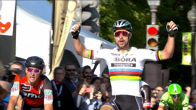 Sagan trionfa nel GP ciclistico di Montreal: fanno 100 vittorie in carriera!