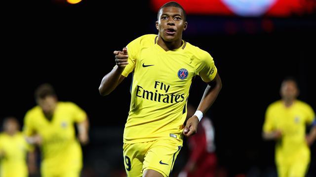 Emery : ''Il est possible de voir Mbappé en 9''