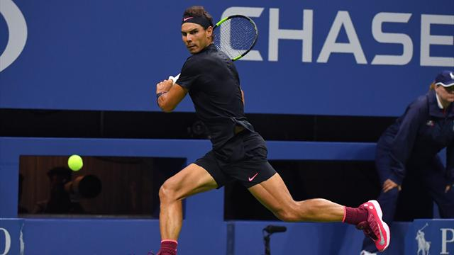 US Open: Nadal schlägt del Potro im Halbfinale (Highlights)