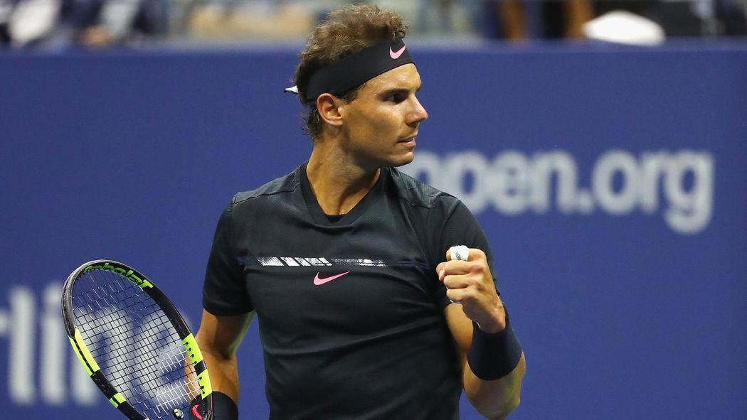 Us Open 2017 Rafa Nadal Storms Back From Set Down To Reach Final Us Open 2017 Tennis Eurosport Uk