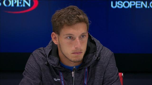 """US Open 2017, Carreño: """"Puedo sacar muchas cosas positivas de este torneo"""""""