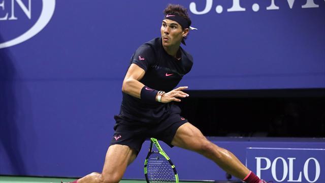 "US Open: ""Sprinter"" Nadal mit grandiosem Punkt"