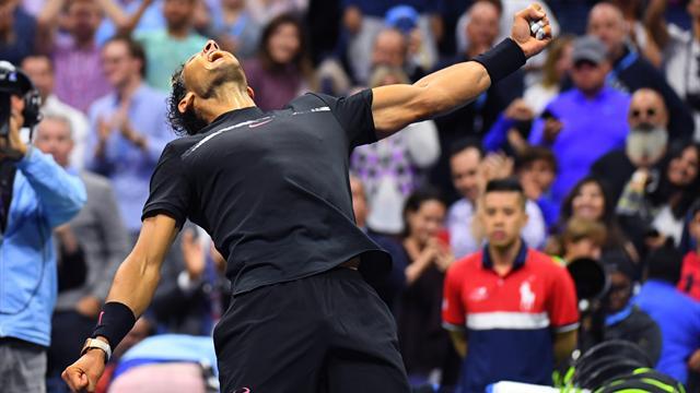 Nadal is back !