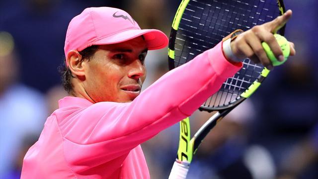 """US Open - Nadal exklusiv: """"Das 6:0 war gut für mein Selbstbewusstsein"""""""