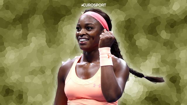 Довольный, как Слоан. Американка, выстрелившая из десятой сотни рейтинга в победители US Open