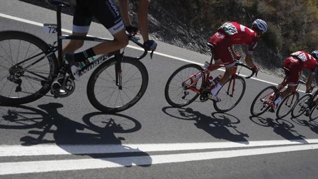 El municipio madrileño de Arroyomolinos se vuelca con la última etapa de la Vuelta ciclista a España