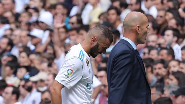 LaLiga, Real Madrid-Levante: Otra revolución fallida y dos pinchazos (1-1)