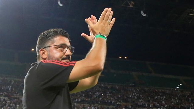Gattuso incorona Kessié: