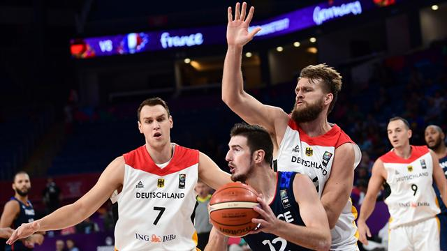 Eurobasket 2017, ottavi: gli highlights di tutte le partite, la Germania elimina la Francia